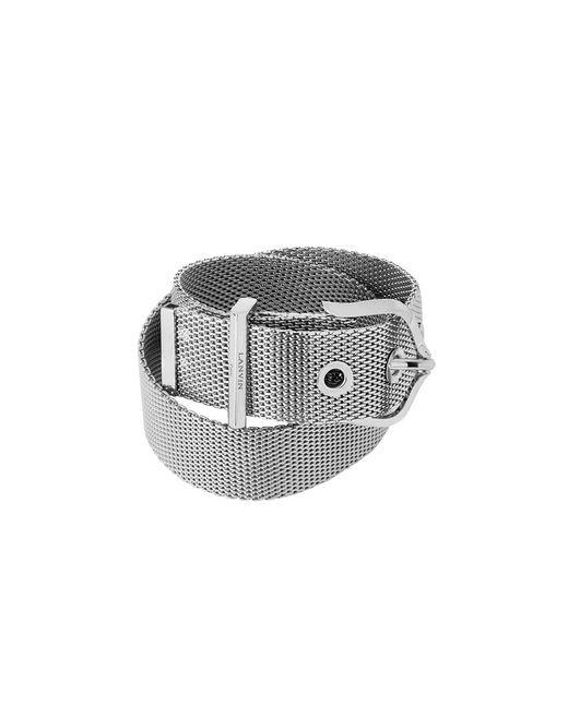 lanvin chain bracelet women