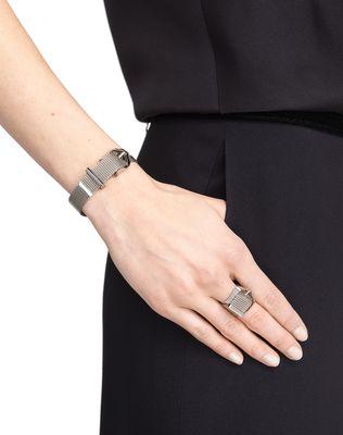 LANVIN DOUBLE CHAIN BRACELET Bracelet D d