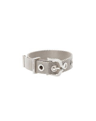 LANVIN DOUBLE CHAIN BRACELET Bracelet D f