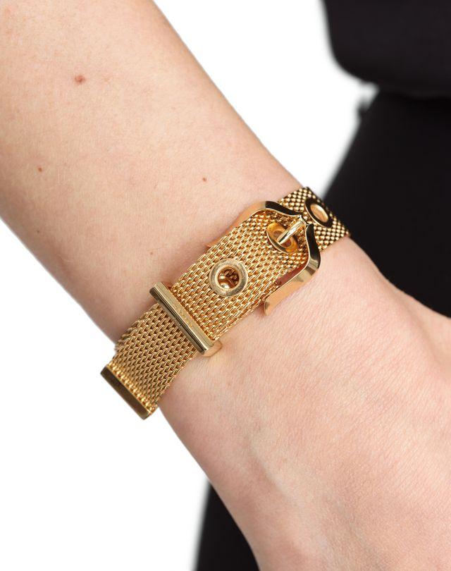 LANVIN DOUBLE CHAIN BRACELET Bracelet D r