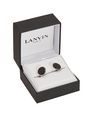 LANVIN Cufflinks Man Rhodium-plated metal cuff links f