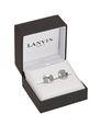 LANVIN Cufflinks Man Silver-plated metal cuff links f