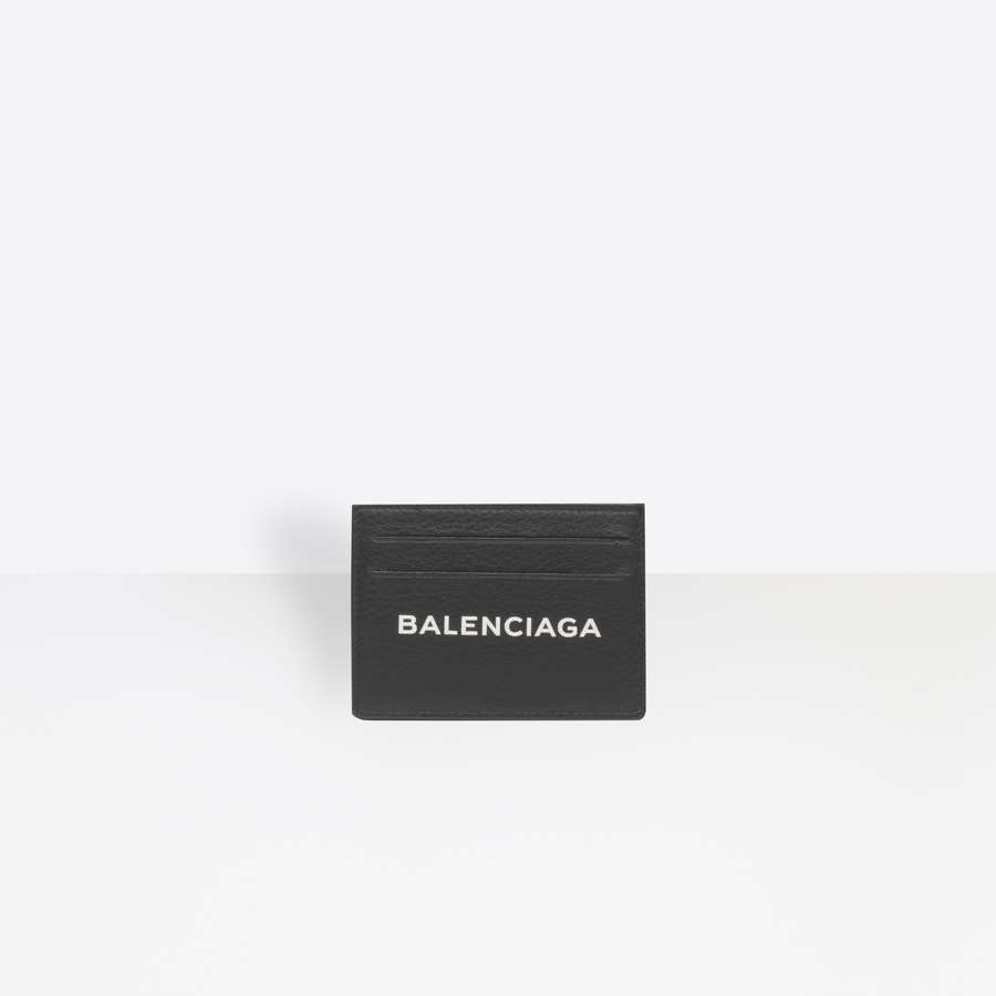 BALENCIAGA Everyday Single Card Shopping Accessories Woman f