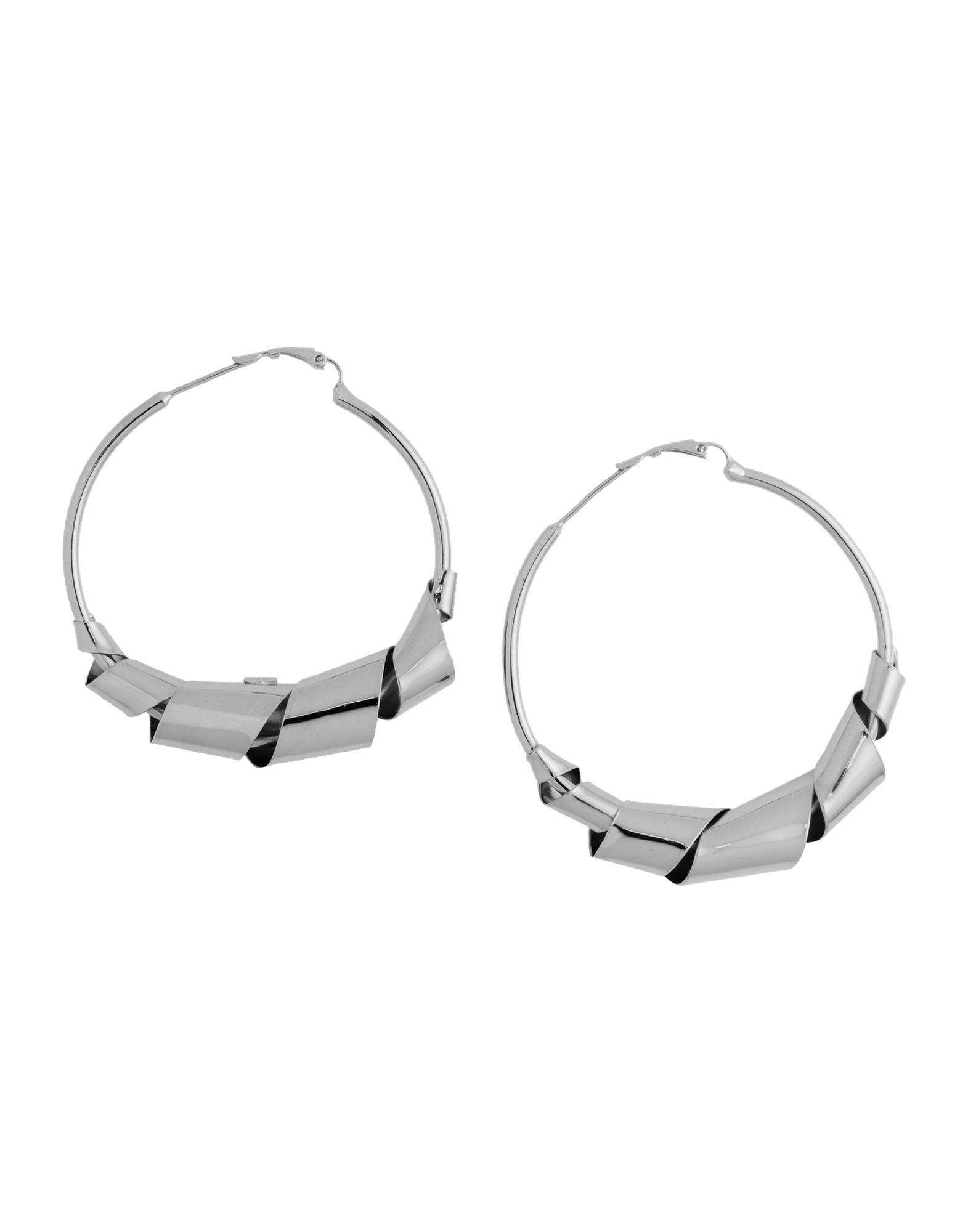 SHARRA PAGANO Earrings in Lead