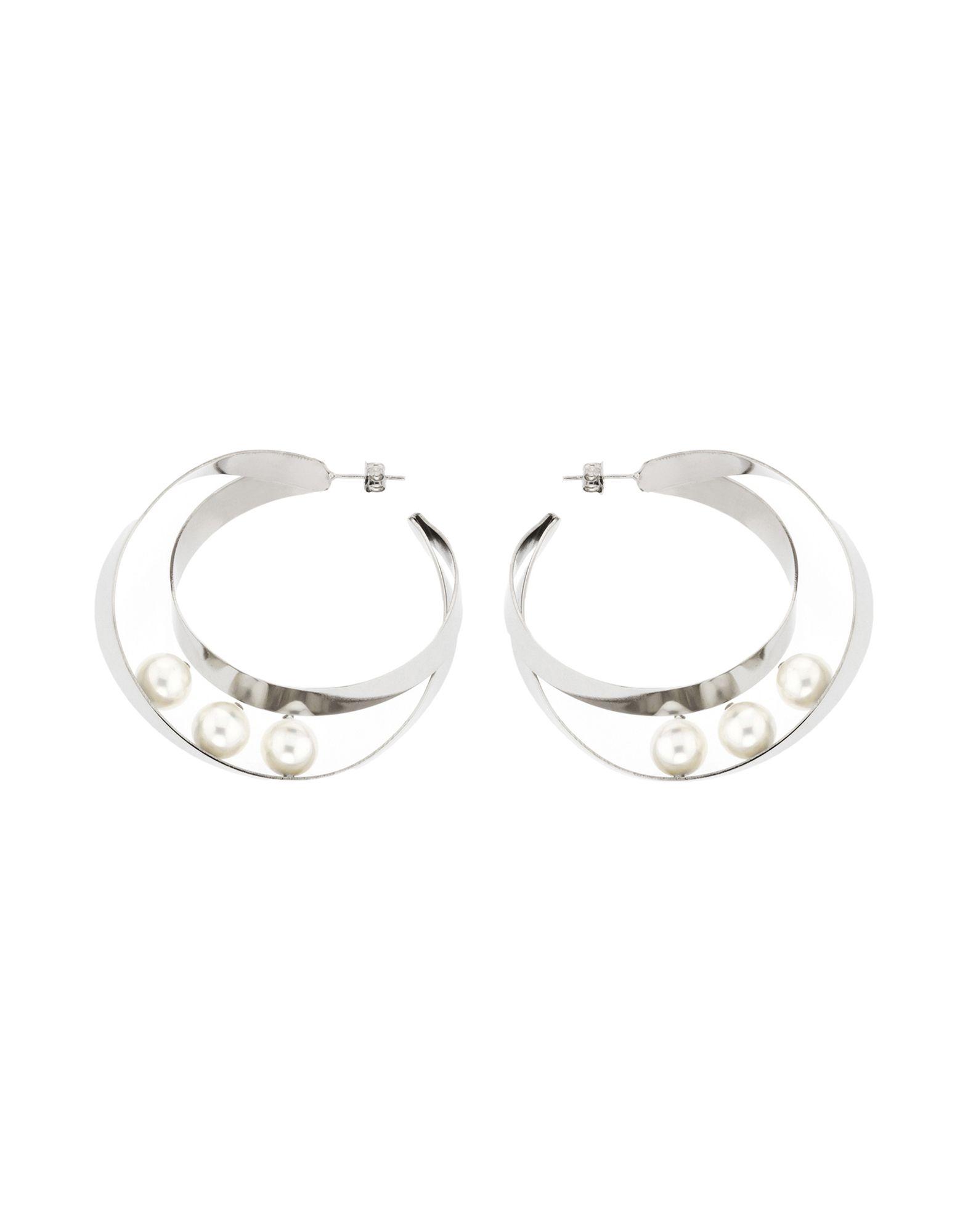 SHARRA PAGANO Earrings in Silver
