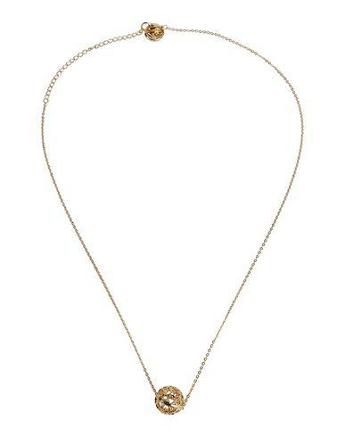 Фото 2 - Ожерелье золотистого цвета