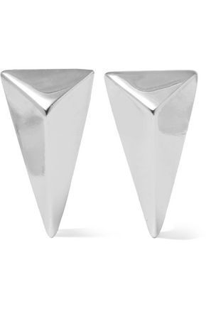 ALEXIS BITTAR Silver-tone earrings