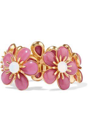 BEN-AMUN Gold-plated resin bracelet