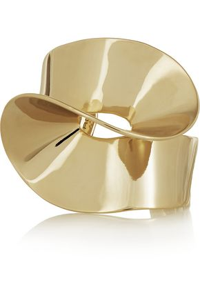 ETRO Gold-plated cuff