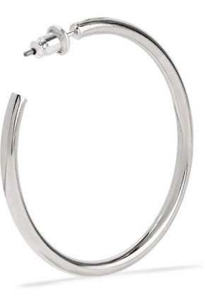 KENNETH JAY LANE Silver-tone earrings