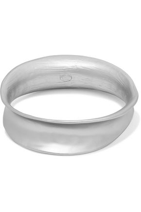 KENNETH JAY LANE Silver-tone bangle