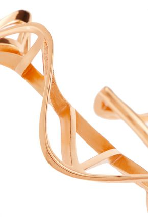 ARME DE L'AMOUR Rose gold-plated cuff