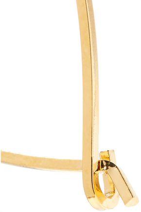 KENNETH JAY LANE Gold-tone earrings