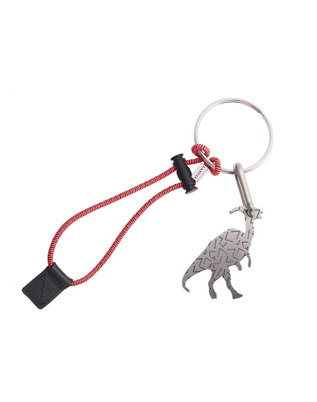 LANVIN DINOSAUR KEY RING Key holder U f