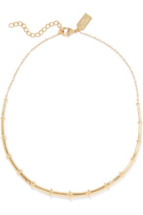 ARME DE L'AMOUR Gold-plated necklace