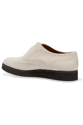RAG & BONE Meli leather brogues