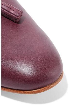 DIEPPA RESTREPO Gaston tasseled leather loafers