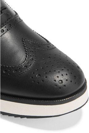 RAG & BONE Meli leather brogues