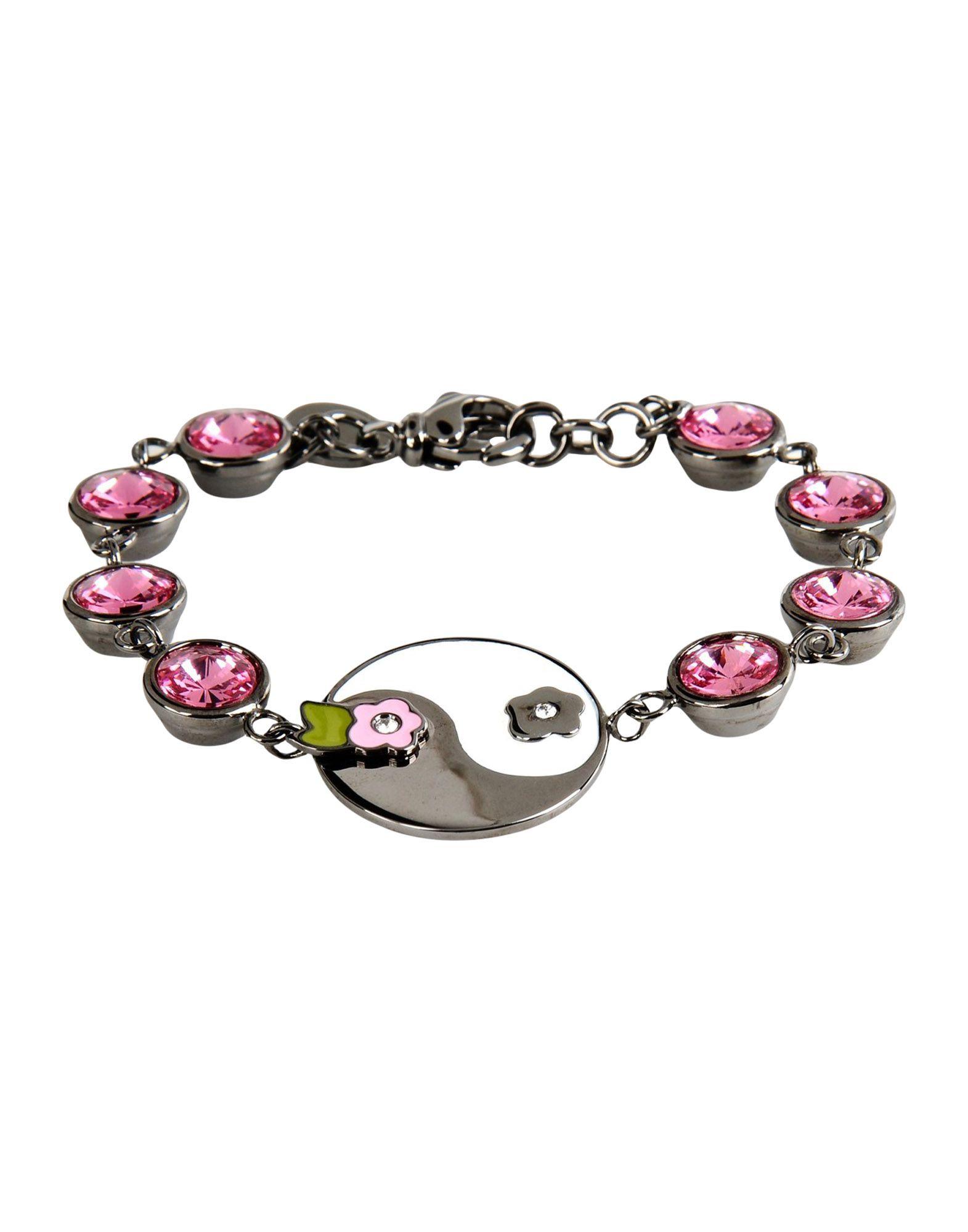 JIWINAIA Bracelets in Fuchsia