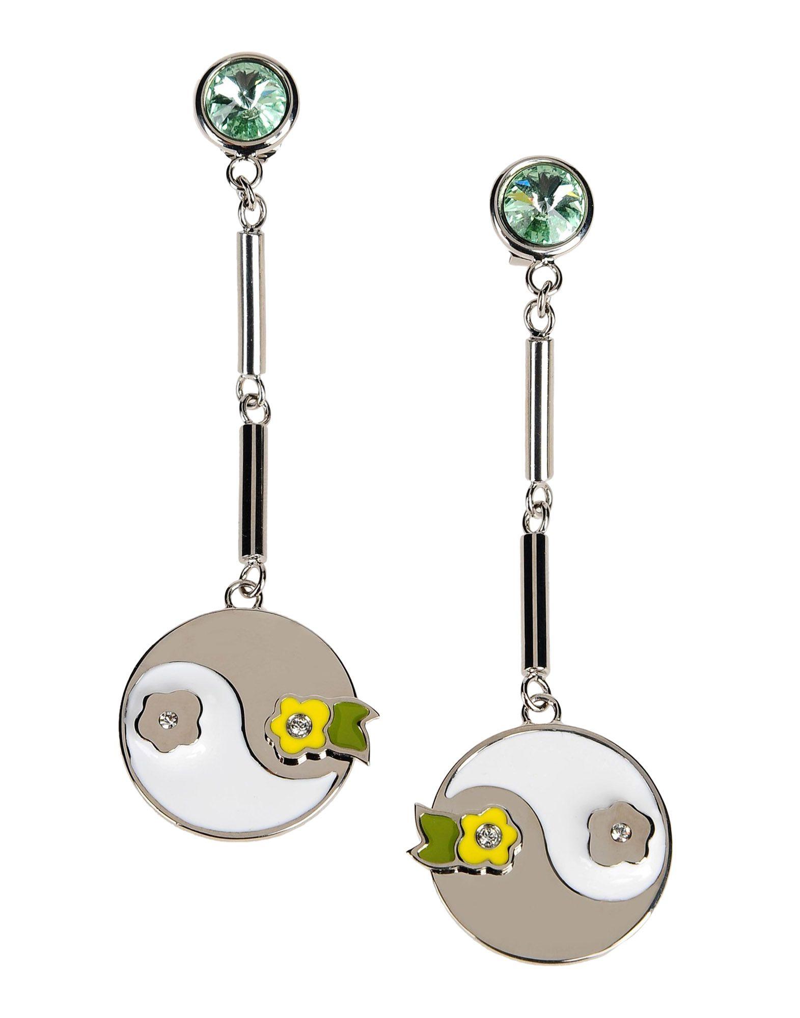 JIWINAIA Earrings in Silver