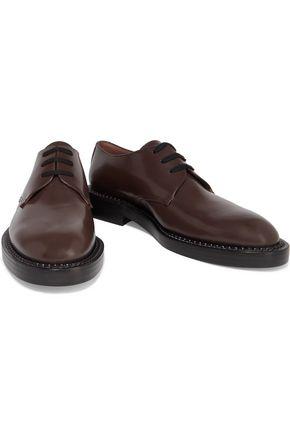 MARNI Leather brogues
