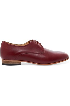 DIEPPA RESTREPO Cali leather brogues