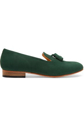 DIEPPA RESTREPO Gaston nubuck loafers