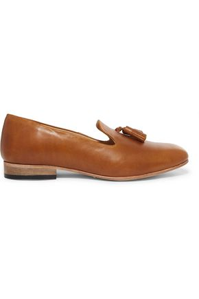 DIEPPA RESTREPO Gaston leather loafers