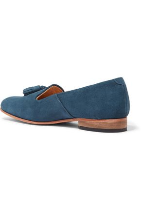 DIEPPA RESTREPO Gaston suede loafers