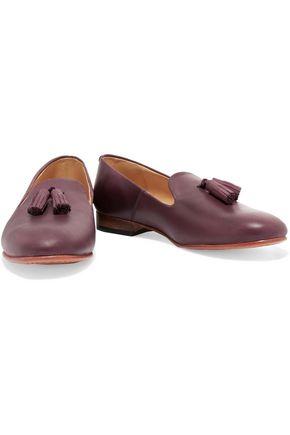DIEPPA RESTREPO Gaston leather loafers