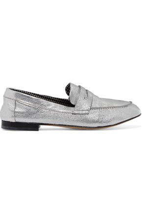 ROBERT CLERGERIE Zemoc leather loafers