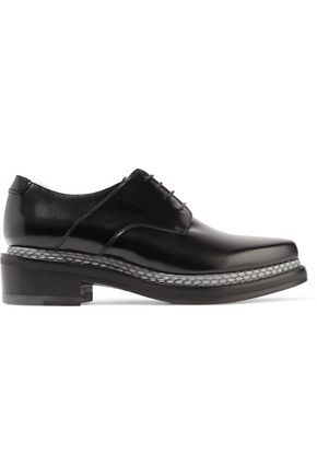 ACNE STUDIOS Lark leather brogues