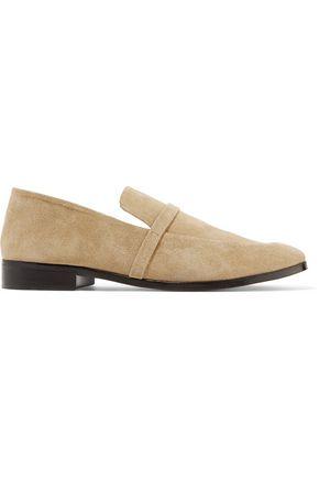 NEWBARK Melanie nubuck loafers