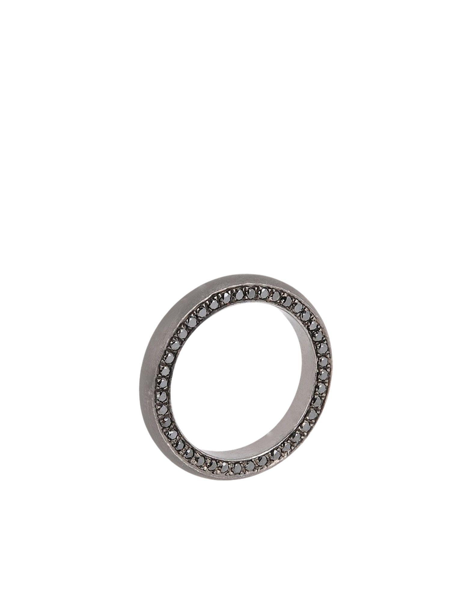 《セール開催中》HUCKLEBERRY レディース 指輪 ブロンズ 52 金属