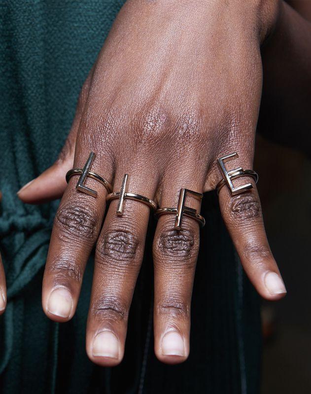 Ensemble d'anneaux