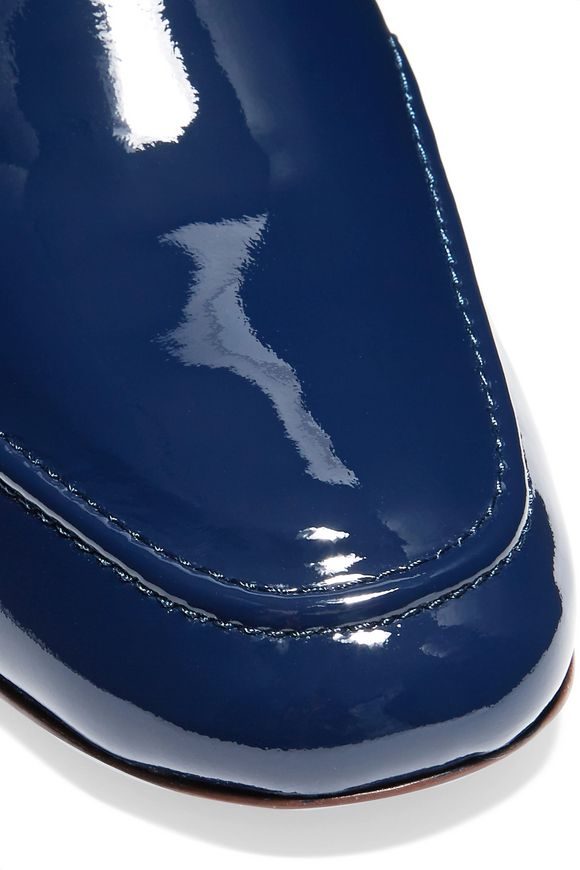 5b89326a436 Dominique patent-leather loafers