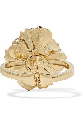 OSCAR DE LA RENTA Gold-tone bracelet