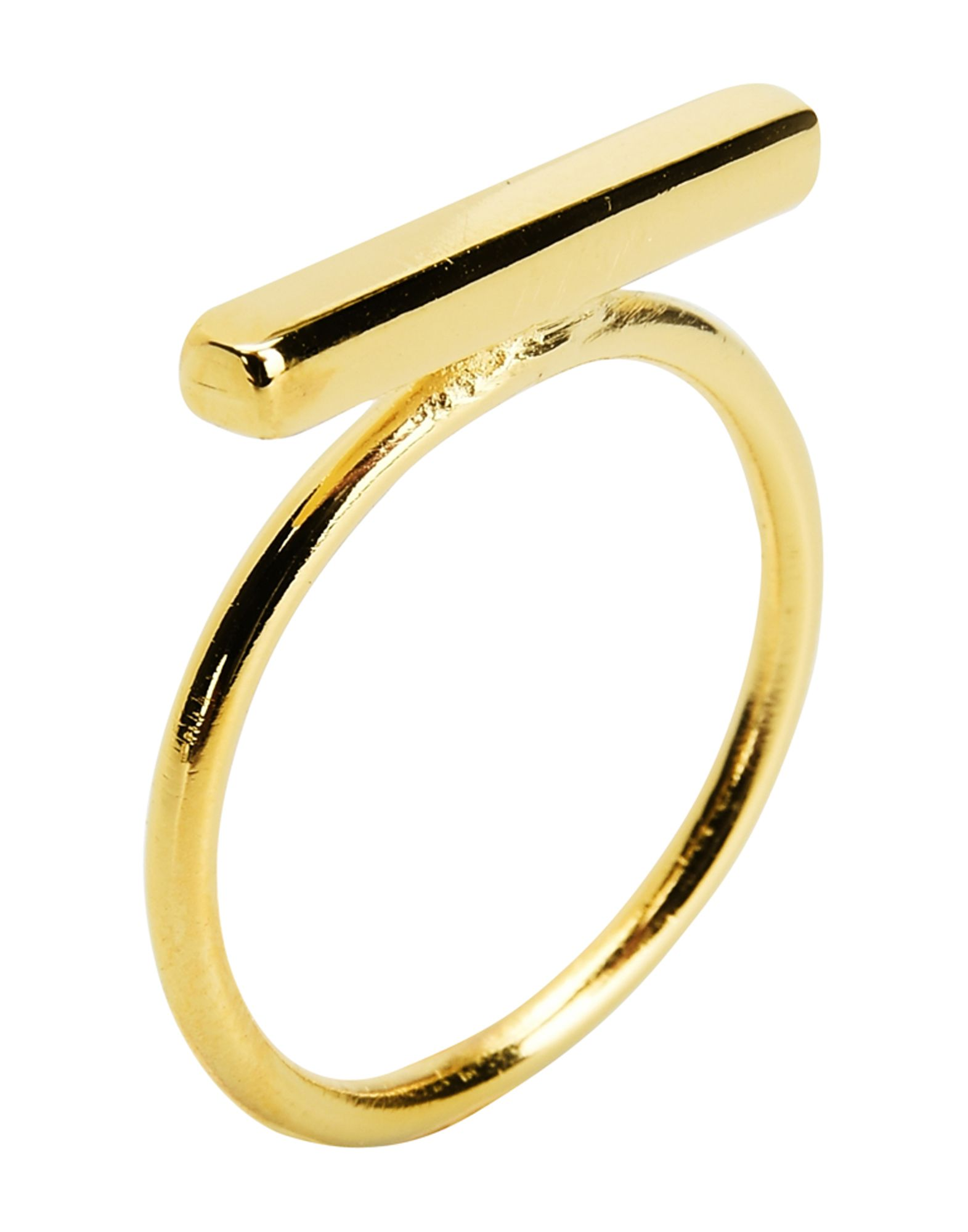 《セール開催中》TRIBE ALIVE レディース 指輪 ゴールド 5 真鍮/ブラス 100%