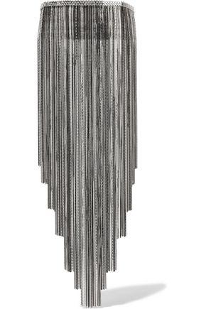 ROSANTICA Cattiva palladium-tone choker