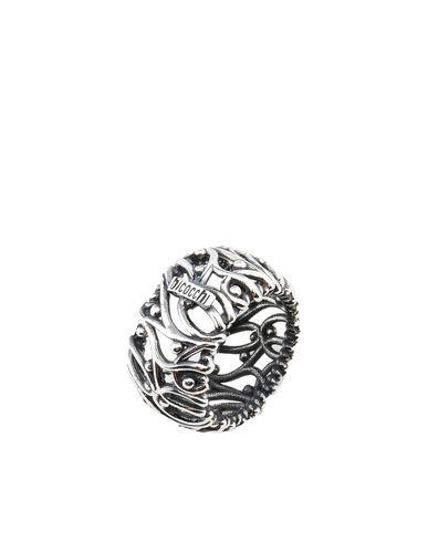 Купить Мужское кольцо EMANUELE BICOCCHI серебристого цвета
