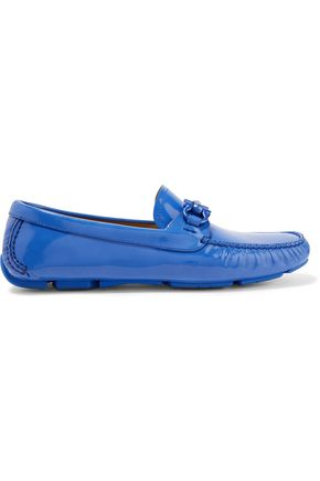 SALVATORE FERRAGAMO Patent-leather loafers