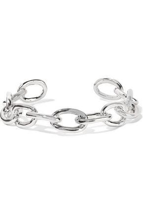 JENNIFER FISHER XL Chain Link silver-plated choker