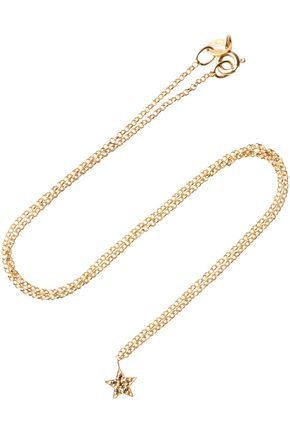 AAMAYA by PRIYANKA Gold-plated crystal necklace