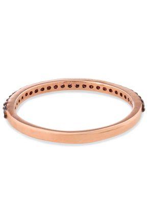 AAMAYA by PRIYANKA Gold-plated crystal ring