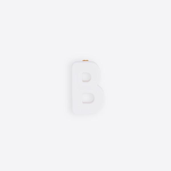Magnet B Ohrring