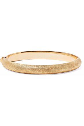 CAROLINA BUCCI 18-karat gold bangle
