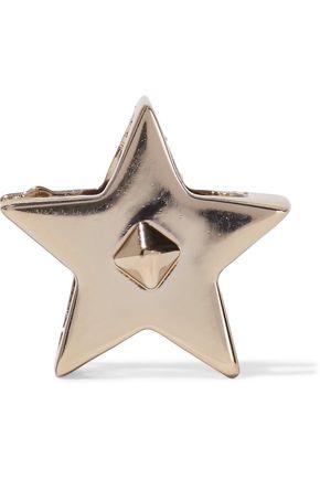 VALENTINO Star gold-tone pendant