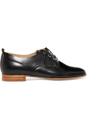 RAG & BONE Audrey leather brogues
