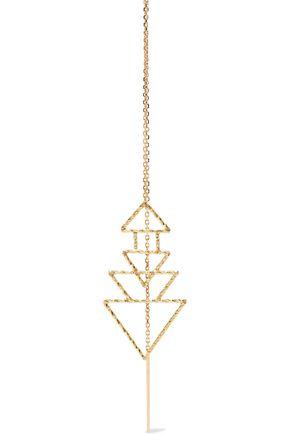 MARIA BLACK Alex 18-karat gold earring