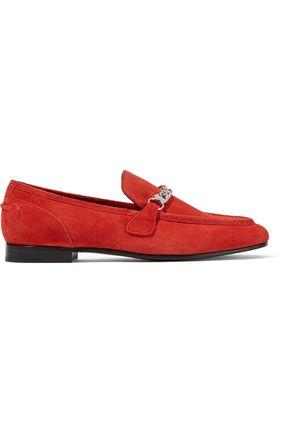 RAG & BONE Cooper suede loafers